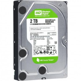 WD HDD 2TR